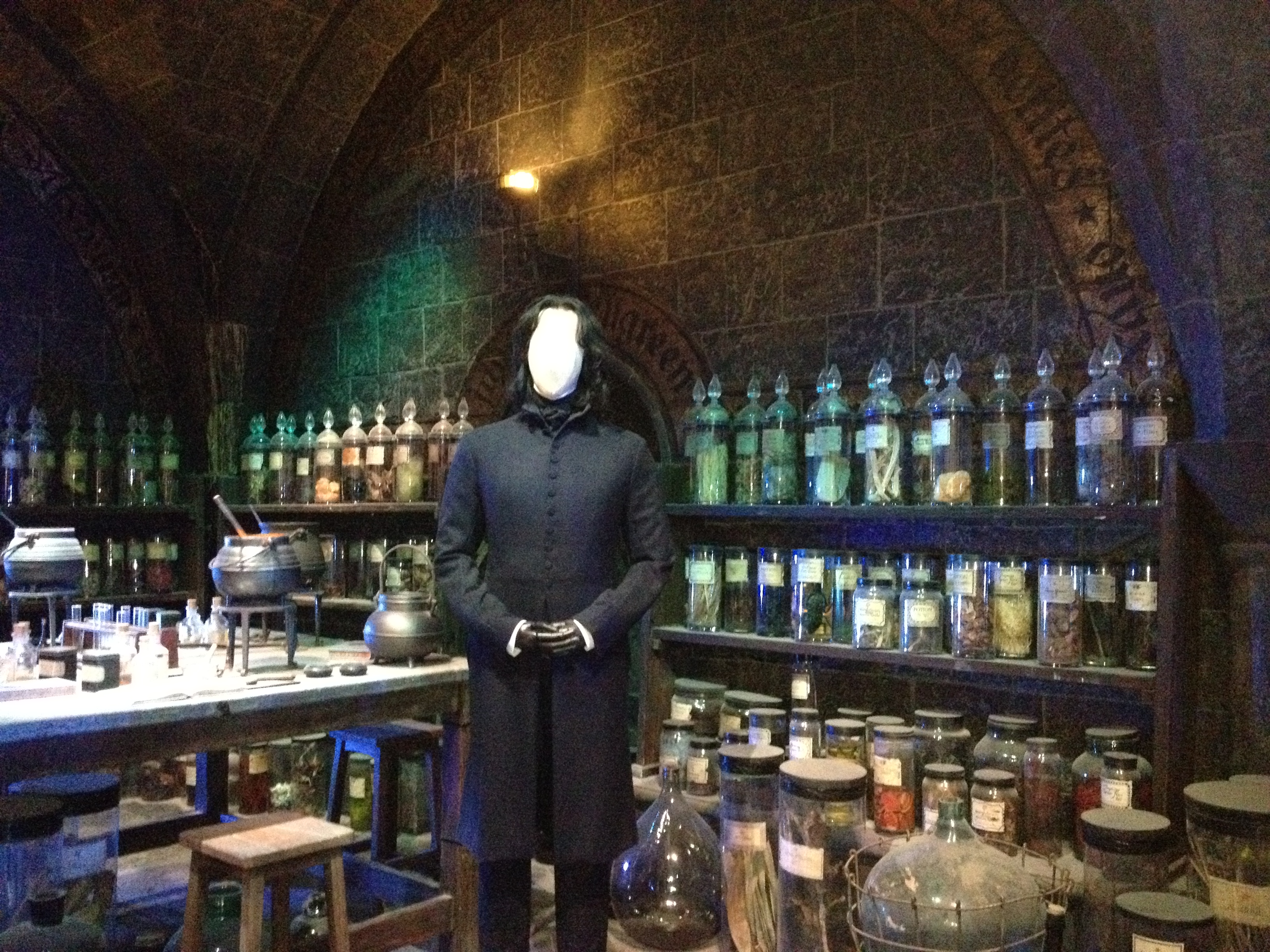 harry potter magia ilusion